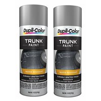 Dupli-Color TSP100 Grey & White Water Resistant Trunk Paint 11 oz. - 2 Pack