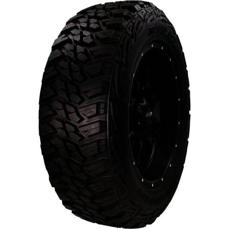 Kanati Mud Hog M/T LT265/70R17 10 PR Mud Terrain Light Truck Radial Tire (Tire Only)