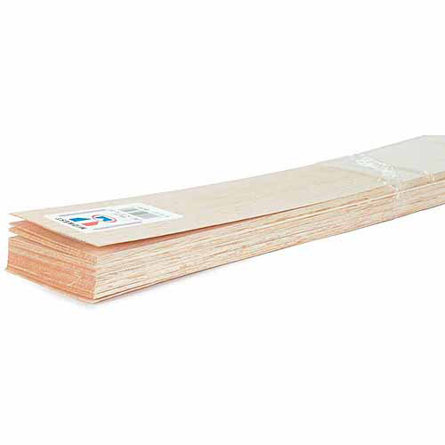 Midwest Balsa Wood Sheet, 10pk