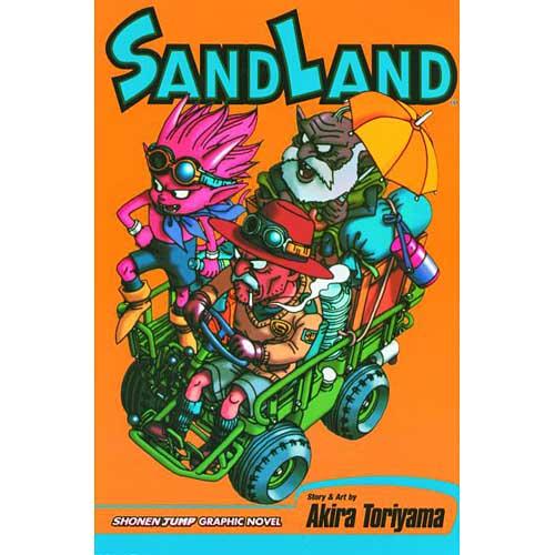 Sand Land: Dustup in the Desert