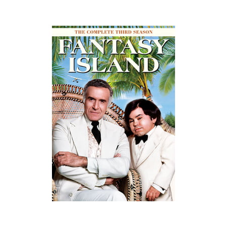 Fantasy Island: The Compete Third Season (DVD)](Fantasy Island Halloween)