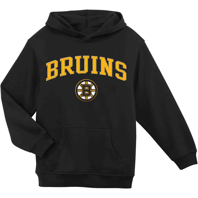 NHL Boston Bruins Youth Team Fleece Hoodie