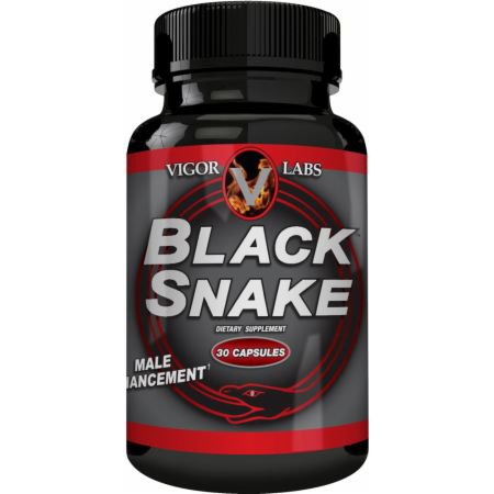 Serpent Noir: Penis Enlargement Formula