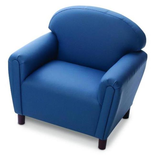 BNW FS2B200 Enviro-Child Upholstery School Age Chair- Blue