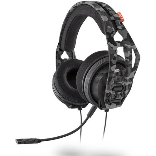 Plantronics RIG 400HX Camo Stereo Gaming Headset for Xbox One by PLANTRONICS