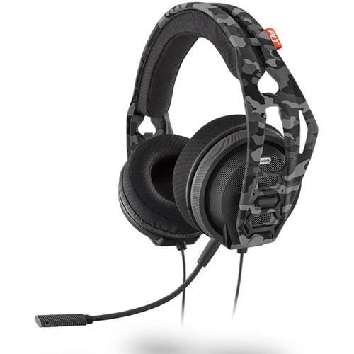 Plantronics Rig 400hx Camo Stereo Gaming Headset For Xbox One Walmart Com Walmart Com