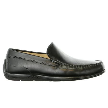Ecco Classic Moc 2.0 Slip-On Loafer Shoe - Mens