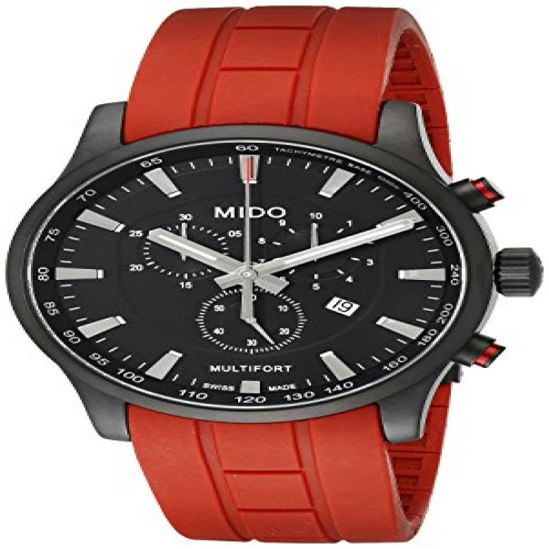 MIDO Women's MIDO-M0054173705140 Multifort Analog Display...