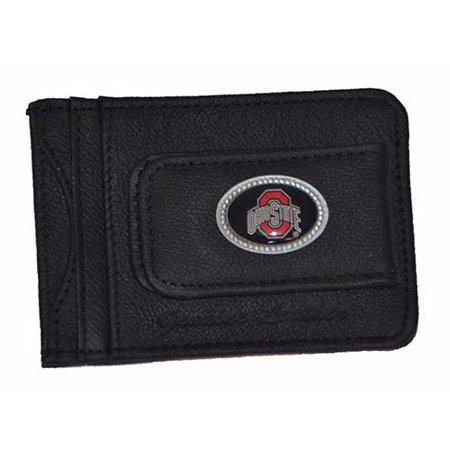 State Sun Devils Money Clip (Ohio State Buckeyes Leather Card Holder Money Clip )