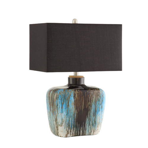 Wildon Home 25'' Table Lamp by Windward Furniture