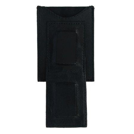 CTM Men's Leather Money Clip Wallet - image 1 de 4