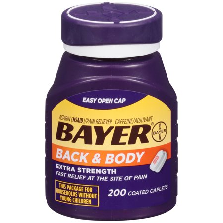 Bayer Back - Body Extra Strength