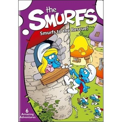The Smurfs: Smurf To The Rescue! (Full Frame)