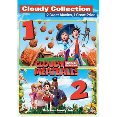 Cloudy With a Chance of Meatballs / Cloudy With a Chance of Meatballs 2 (Cloudy With A Chance Of Meatballs Illustrations)