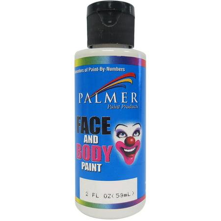 Face & Body Paint 2oz-White](Face Paint For Halloween Boys)