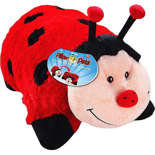As Seen on TV Pillow Pet, Lady Bug