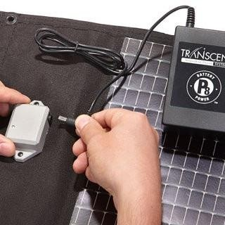 Somnetics Transcend Portable Solar Battery Charger by Somnetics