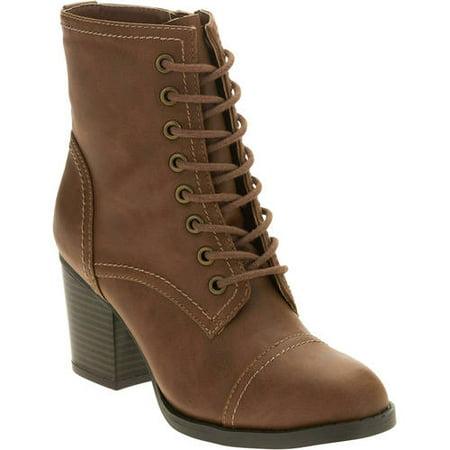 Faded Glory Women's Heel Boot ONLINE ONLY