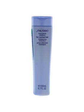 Shiseido Extra Gentle Shampoo for Normal Hair - 6.7 oz Shampoo