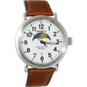 SHINOLA The Runwell Moon Phase White Dial Men's WatchItem No. 12001112