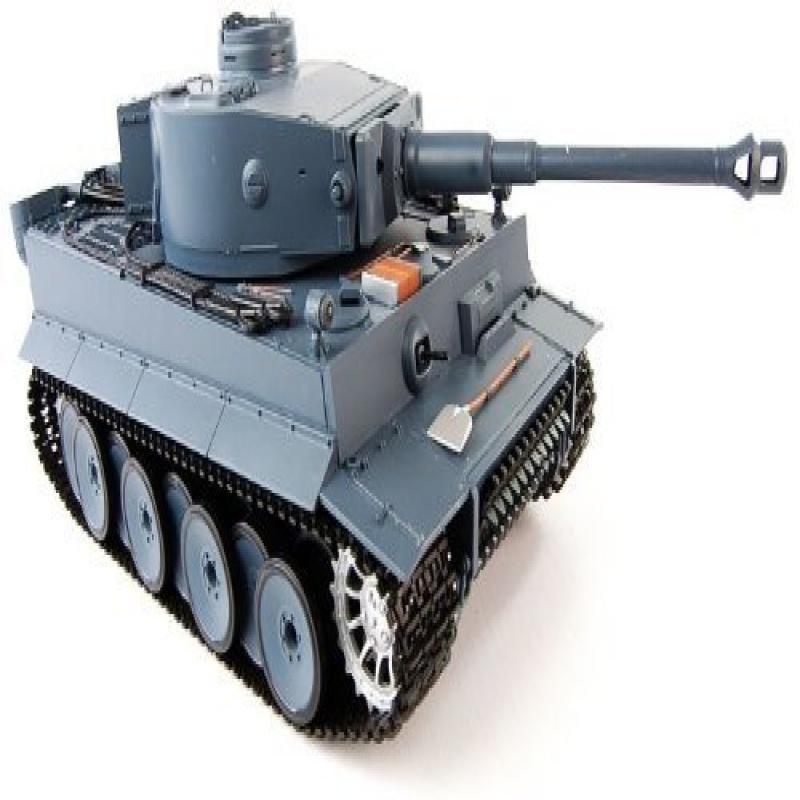 agptek 1:16 RC German Tiger I Tank Remote Control w/ Soun...