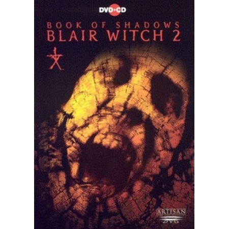 Blair Witch 2: Book Of Shadows (DVD)
