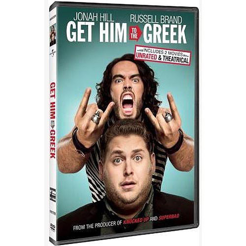 Get Him To The Greek (Unrated/Rated)  (Widescreen)