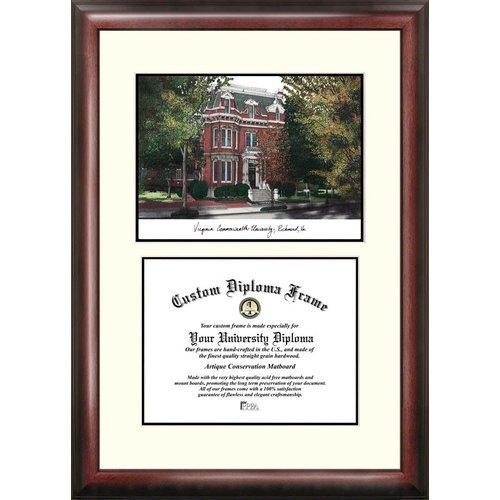 "Virginia Commonwealth University 11"" x 14"" Scholar Diploma Frame"