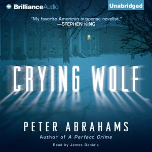 Crying Wolf - Audiobook