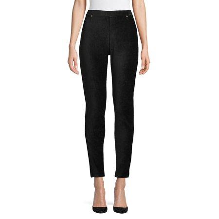 Pull-On Corduroy Leggings (Best Brand For Thick Leggings)