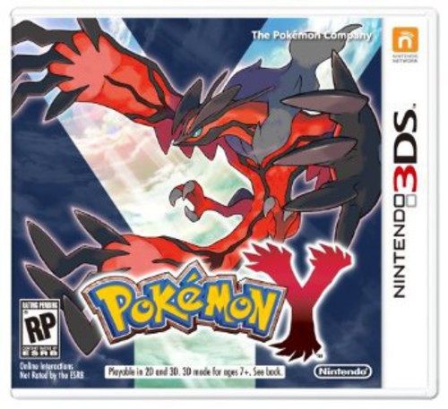 Pokemon Y, Nintendo, Nintendo 3DS, 045496742508 – Walmart