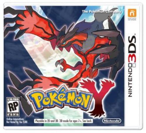 Pokemon Y, Nintendo, Nintendo 3DS, 045496742508