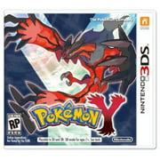Pokemon Y, Nintendo, Nintendo 3DS, 045496742508