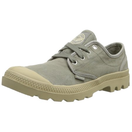 92351-CON - Woman Pampa Oxford 6 / Concrete (Bronze Tumbled Leather)
