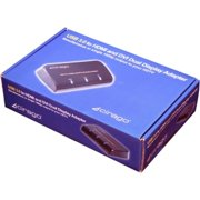 CIRAGO USB 3.0 TO HDMI AND DVI DUAL DISPLAY ADAPTER