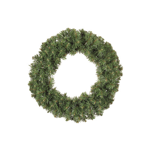 Hometime Snowtime Colorado Wreath