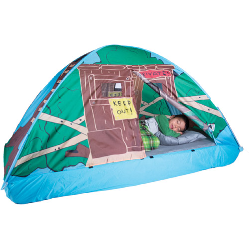 Tree House Bed Tent, Twin by Pacific Play Tents