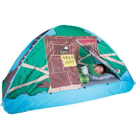 Tree House Bed Tent Twin Walmart Com