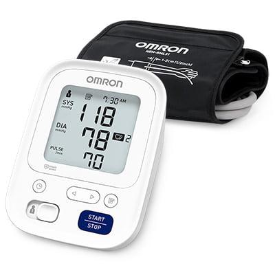 NEW Omron 5 Series Upper Arm Blood Pressure Monitor (Model BP7200)