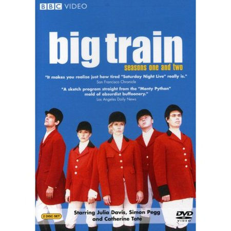 Big Train  Seasons 1   2