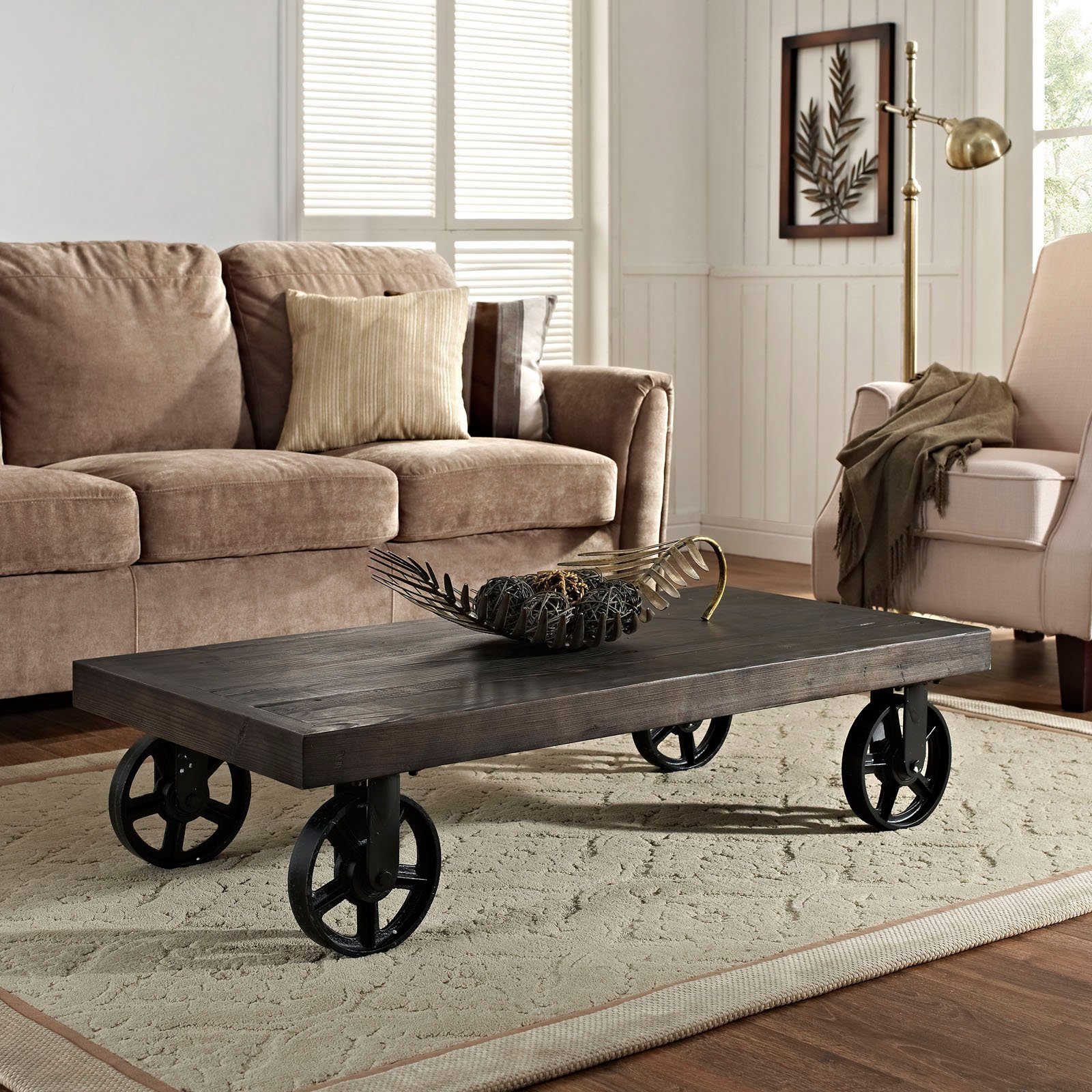 Exceptionnel Modway Garrison Coffee Table   Walmart.com