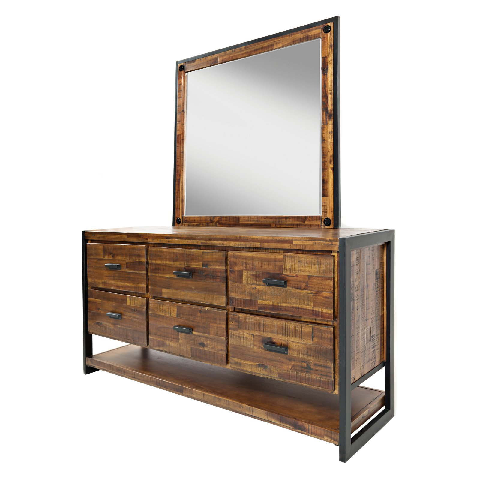 Jofran Loftworks 6 Drawer Dresser