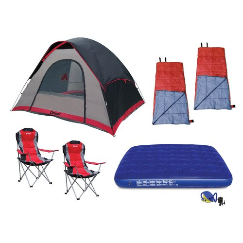 GigaTent Camping Set Bundle 2