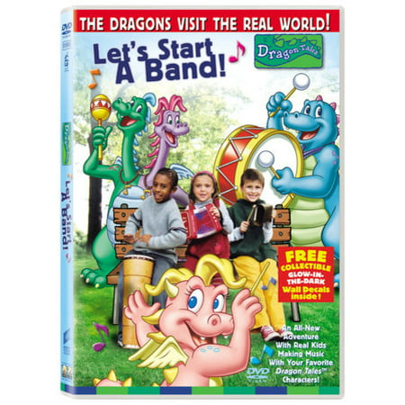 Dragon Tales  Lets Start A Band   Full Frame