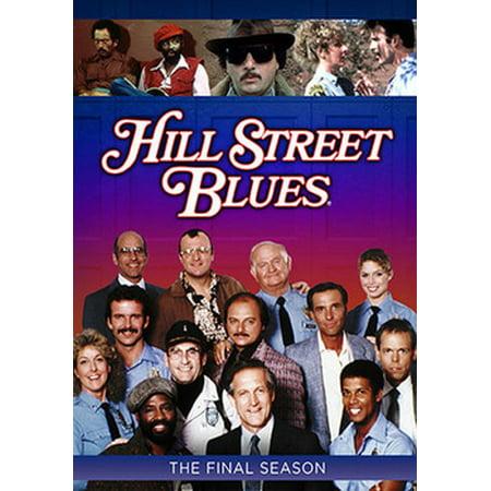 Hill Street Blues: The Final Season (DVD)