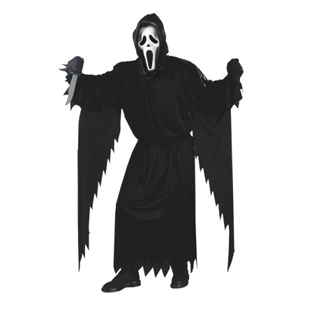 Ghost Face Killer Costume for Men - Gentleman Ghost Costume