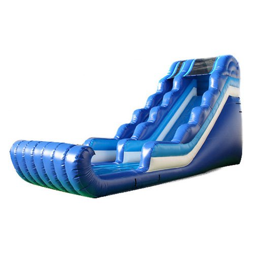 EZ Inflatables Wet and Dry Slide
