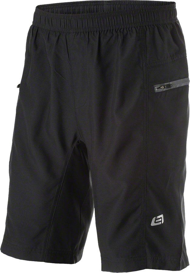 Bellwether Ultralight Men's Bike Short Black SM by Bellwether