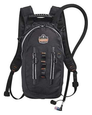 ERGODYNE 5157 Hydration Pack, 70 oz. 2L, Black by Ergodyne