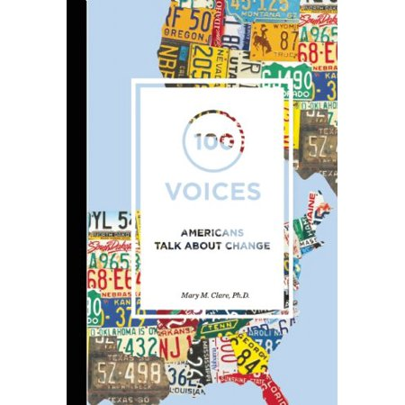 100 Voices: Americans Talk About Change [Oct 11, 2011] Clare, Mary  M](Halloween Voice Changer Online)